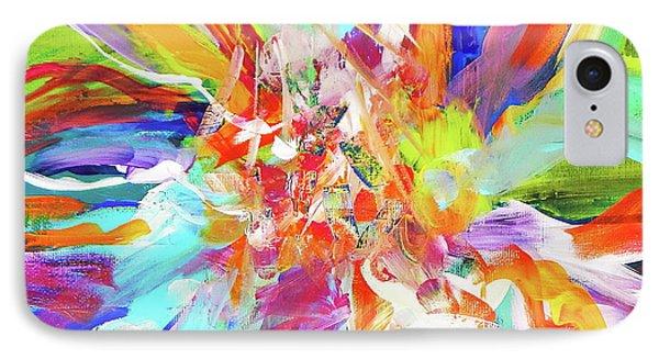 When They Dance ... IPhone Case by Expressionistart studio Priscilla Batzell