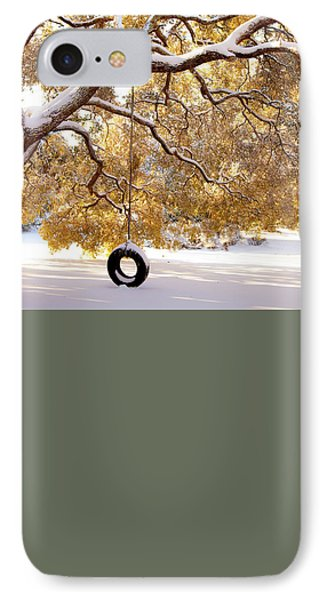 IPhone Case featuring the photograph When Winter Blooms by Karen Wiles