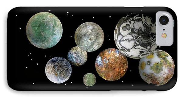 IPhone Case featuring the photograph When Worlds Collide by Tony Murray