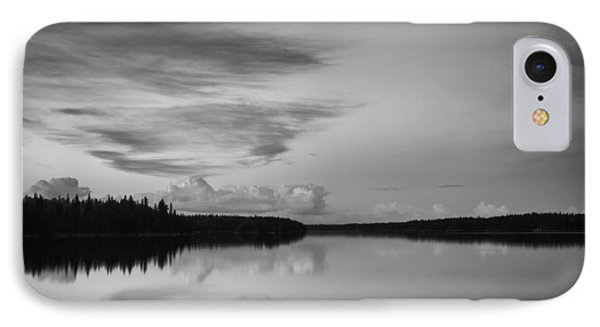 When You Look At The World What Is It That You See IPhone Case by Yvette Van Teeffelen