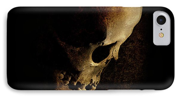 When Your Nightmare Comes IPhone Case by Jaroslaw Blaminsky