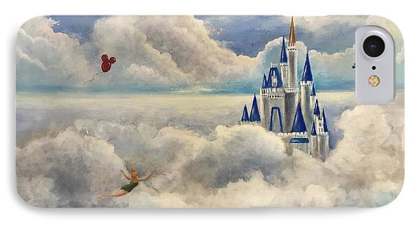 Where Dreams Come True IPhone Case by Randy Burns