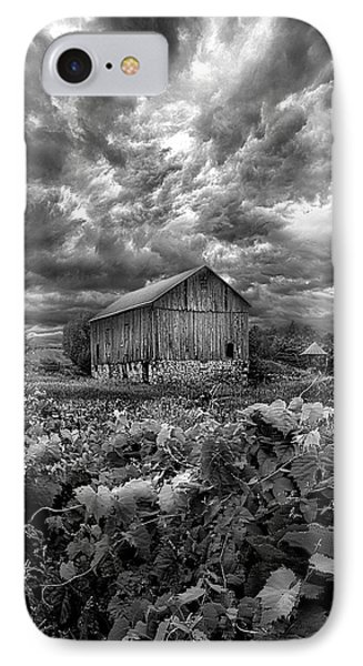 Where Ghosts Of Old Dwell And Hold IPhone Case by Phil Koch