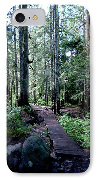Where The Path Might Take You IPhone Case
