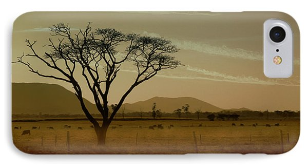Wherever I May Roam IPhone Case by Holly Kempe
