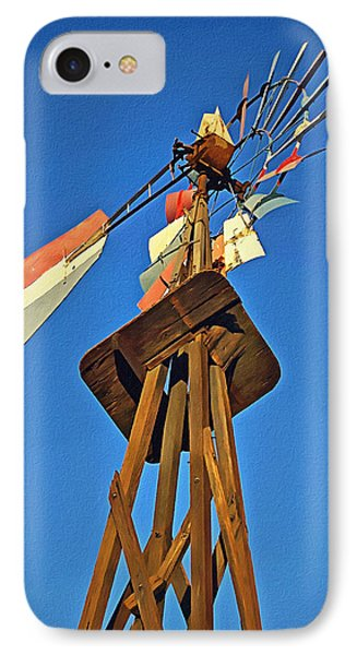 Which Way The Wind Blows IPhone Case by Glenn McCarthy Art and Photography