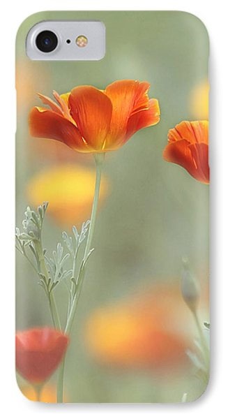 Whimsical Summer Phone Case by Kim Hojnacki