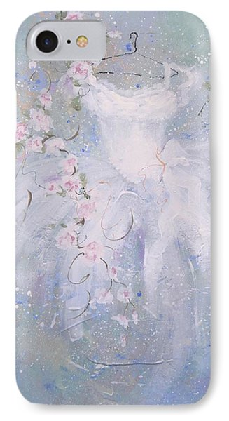 Whimsy IPhone Case by Laura Lee Zanghetti