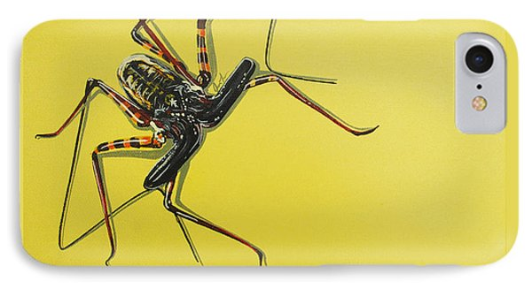 Whip Scorpion IPhone Case