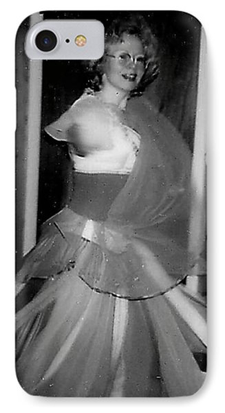 IPhone Case featuring the photograph Whirling Dervish by Denise Fulmer