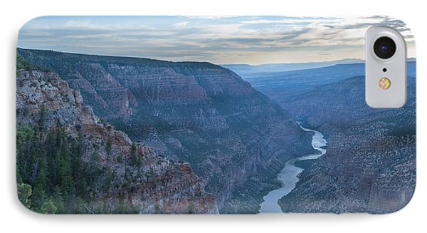 IPhone Case featuring the photograph Whirlpool Canyon by Joshua House
