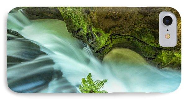 Whirlpool Falls IPhone Case by Ryan McGinnis