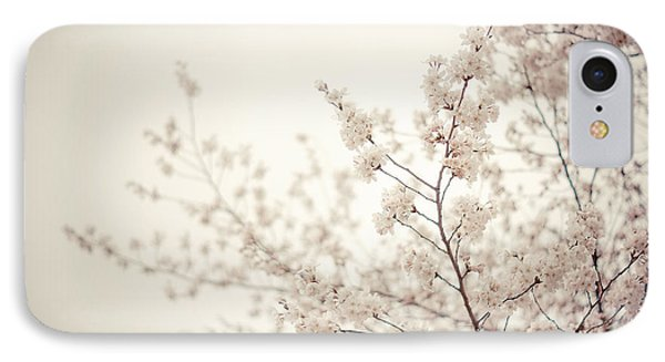 Whisper - Spring Blossoms - Central Park Phone Case by Vivienne Gucwa
