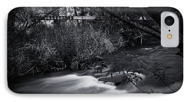 IPhone Case featuring the photograph Whispering Brooke by Tim Nichols