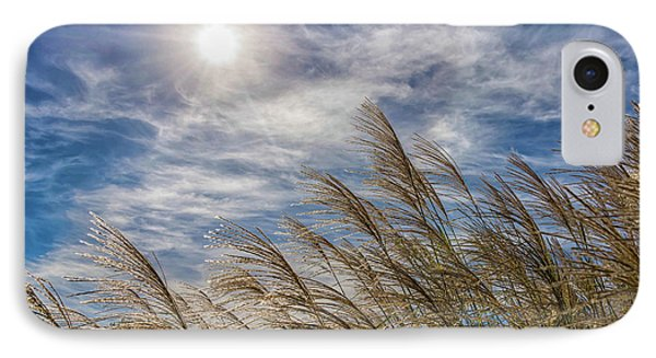 Whispering Grasses IPhone Case