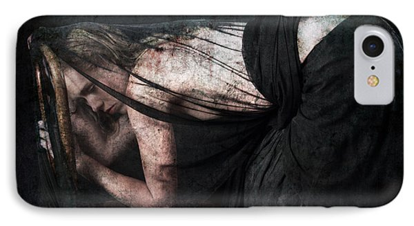 Whispers And Tears IPhone Case