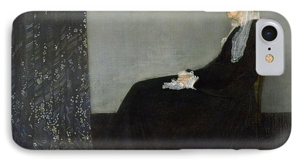 Whistlers Mother IPhone Case