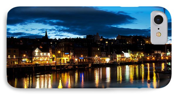 Whitby Eve Phone Case by Svetlana Sewell