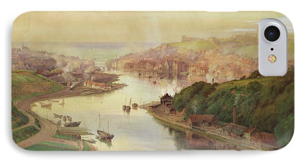 Whitby From Larpool IPhone Case