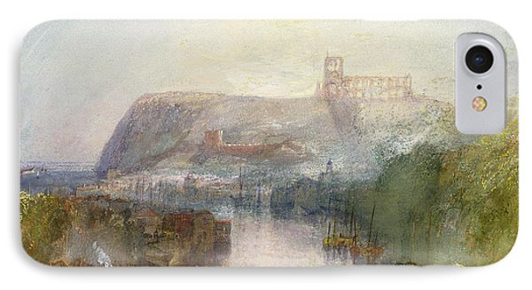 Whitby IPhone Case by Joseph Mallord William Turner