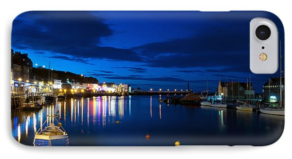 Whitby Lights Phone Case by Svetlana Sewell