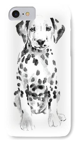 iphone 7 case dalmatian
