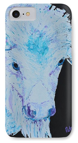 White Buffalo IPhone Case