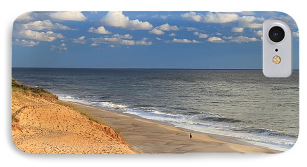 White Crest Ocean Beach Cape Cod IPhone Case