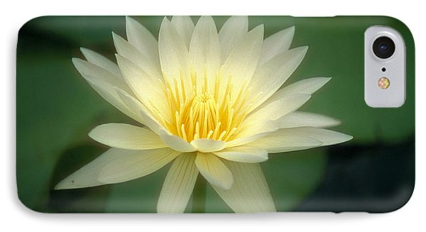 White Lily Phone Case by Ron Dahlquist - Printscapes