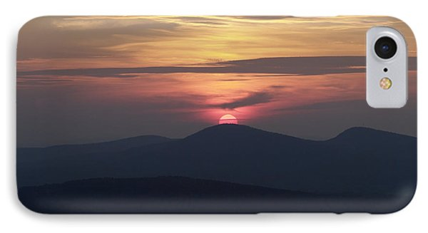 White Mountains Nh - Sunset Phone Case by Erin Paul Donovan