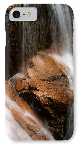 IPhone Case featuring the photograph White Mountains Waterfall by Jason Moynihan