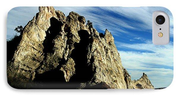 White Rocks Phone Case by Anthony Jones