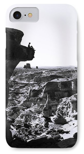 White Rocks IPhone Case
