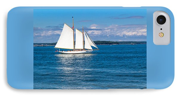 White Sails IPhone Case