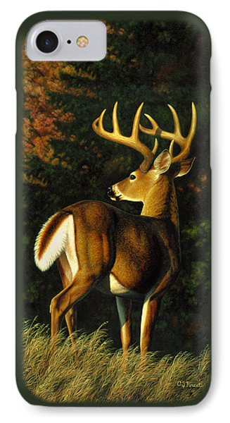 Whitetail Buck Phone Case IPhone Case