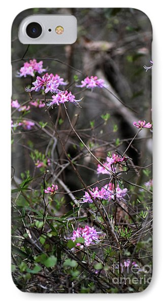 IPhone Case featuring the photograph Who Put The Wild In Wildflowers by Skip Willits