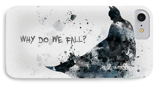 The iPhone 7 Case - Why Do We Fall? by My Inspiration