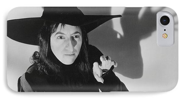 Wicked Witch Of The West IPhone Case by Granger