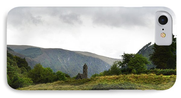 IPhone Case featuring the photograph Wicklow Mountains by Terence Davis