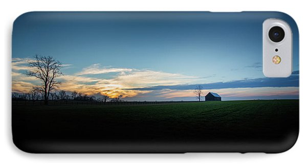 IPhone Case featuring the photograph Wide Open Spaces by Shane Holsclaw