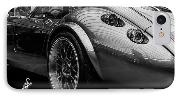 Wiesmann Mf4 Sports Car IPhone Case by ISAW Gallery