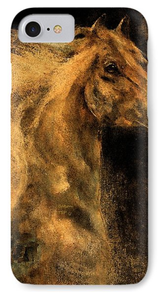 Wild And Free IPhone Case by Barbie Batson