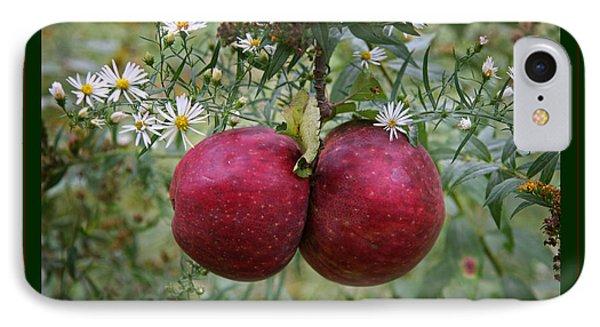 Wild Apples IPhone Case by John Stephens