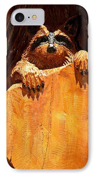 Wild Bandit  IPhone Case by LeeAnn McLaneGoetz McLaneGoetzStudioLLCcom