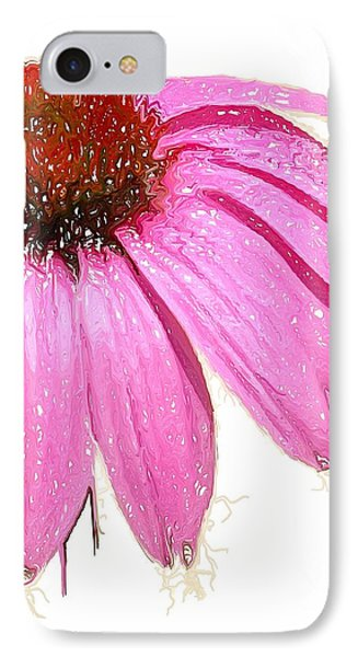 IPhone Case featuring the photograph Wild Flower One  by Heidi Smith