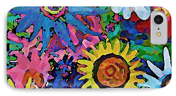 Wild Flowers IPhone Case by Gregory McLaughlin