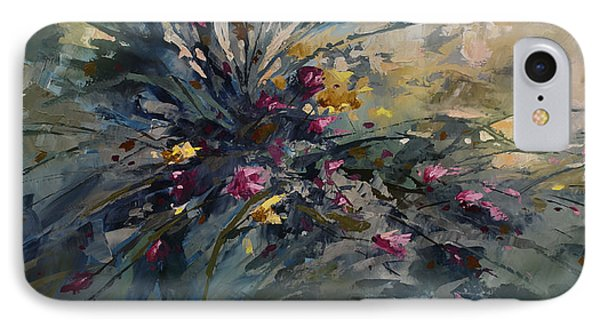 'wild Flowers' Phone Case by Michael Lang