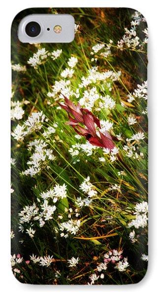Wild Flowers Phone Case by Stelios Kleanthous