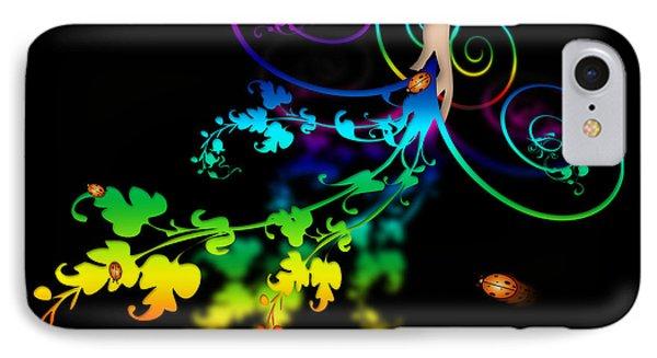 Wild Flowers Phone Case by Svetlana Sewell