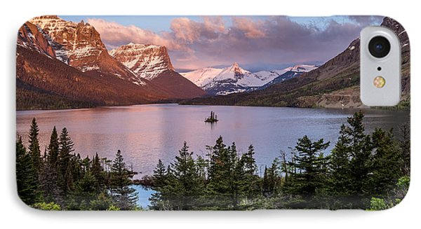 Wild Goose Island Morning 1 IPhone Case by Greg Nyquist